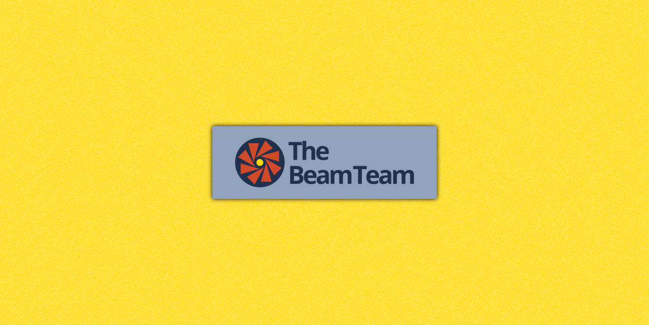 Logo for The Beam Team